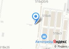 Компания «Старс» на карте