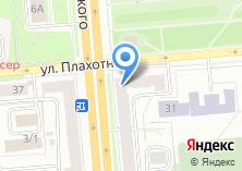 Компания «Одеяло+Подушка» на карте