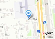 Компания «АвтоГарант» на карте