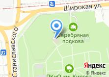 Компания «Парк культуры и отдыха им. С.М. Кирова» на карте