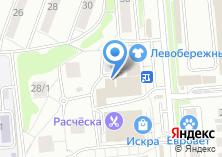 Компания «БИОНИ» на карте