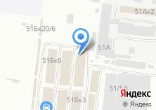 Компания «АвтоСтихия» на карте