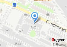Компания «Sezonkoles.ru» на карте
