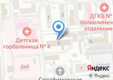 Компания «Служба Заказчика по ЖКХ Ленинского района» на карте