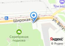 Компания «ТАЛЕКС» на карте