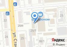 Компания «Планета шин интернет-магазин» на карте