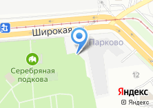 Компания «Алькатрас» на карте
