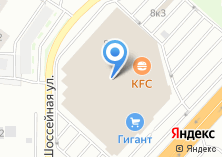 Компания «Кросфаер» на карте
