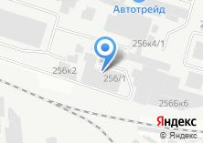 Компания «Сибирь-полимер» на карте