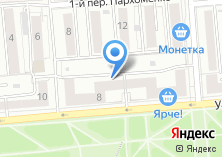 Компания «Русский ТипографЪ» на карте
