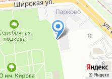 Компания «Ингредиенты Сибири» на карте