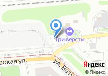 Компания «Огни Баку» на карте