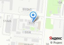Компания «ЮрФинСопровождение» на карте