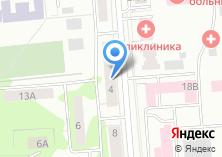 Компания «Пост №1» на карте