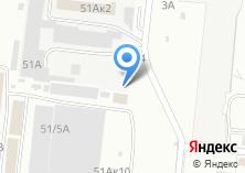 Компания «SibAutoOil» на карте
