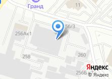 Компания «Триант» на карте