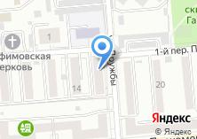 Компания «Большая дружба» на карте