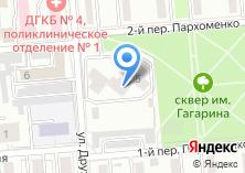 Компания «Экопласт и К» на карте
