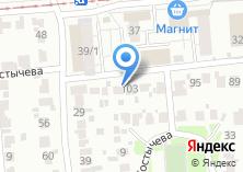 Компания «Автосекьюрити» на карте