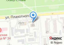 Компания «ОСАГО54» на карте