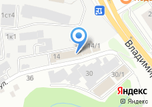 Компания «SevenCarSelect» на карте