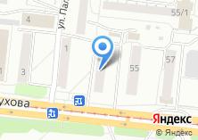 Компания «Мастерская по ремонту обуви на ул. Петухова» на карте