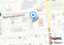 Компания «Братья Глазурье» на карте