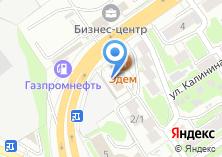 Компания «ВеМаТэк-Новосибирск» на карте