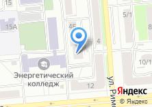 Компания «Стройтрест» на карте