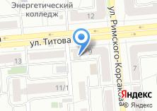 Компания «Пивоварня» на карте