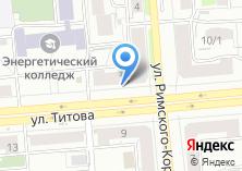 Компания «LED-DYNAMICS» на карте