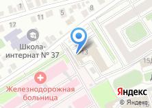 Компания «Западно-Сибирская транспортная прокуратура» на карте