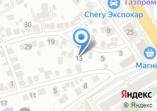 Компания «Новосибстроймонтаж» на карте