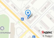 Компания «Инвест-Пром» на карте