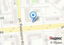 Компания «CNI-Новосибирск» на карте