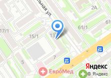 Компания «Ое экспертное бюро» на карте