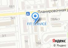 Компания «МеханикЪ» на карте
