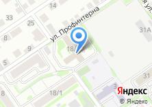 Компания «Центр лабораторного анализа и технических измерений по Сибирскому федеральному округу» на карте