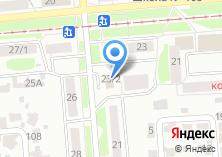 Компания «Хлебспецстроймонтаж» на карте