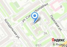 Компания «Заельцовский районный суд» на карте