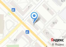 Компания «Дана» на карте