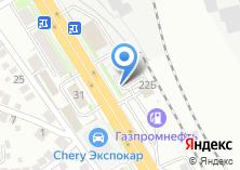 Компания «Магазин автозапчастей для МАЗ КамАЗ» на карте