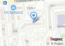 Компания «КопиRus» на карте