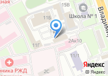 Компания «Транспортный Союз Сибири» на карте