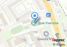 Компания «Сибирская Горница» на карте