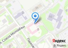 Компания «Детская городская клиническая больница №3» на карте