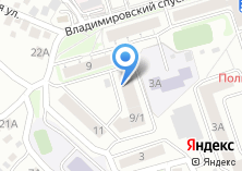 Компания «Энергоаудит-Сервис» на карте