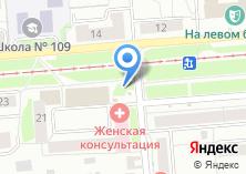 Компания «КаблучОк!» на карте