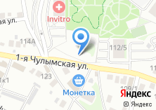 Компания «ТоргТех» на карте