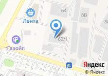 Компания «АДП Сервис» на карте